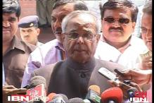 India will take corrective measures: Pranab on S&P report