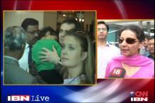 Norway NRI children will stay in Delhi: Preneet Kaur
