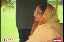 President Patil gives up Pune land