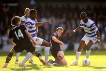 QPR hurt Spurs' chances of a top-four finish