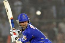 IPL 5: Rahane satisfied despite missing ton