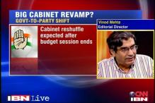 Can Congress revive its fortune by a reshuffle?
