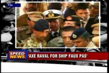 'No decision on taking Raval off Italian ship case'