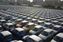Car sales up 2.2 pct in FY12, crash to 3-year low