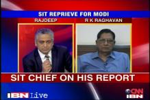 SIT chief defends clean chit to Narendra Modi