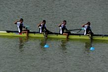 Three Indian rowers qualify for Olympics