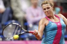 Russia, Serbia level at 1-1 in Fed Cup semi-final