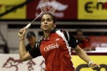 Saina aims to put pressure on Chinese stars