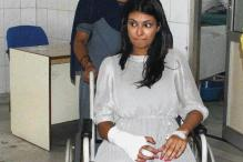 I'm fine now, says Sayali Bhagat after mall mishap