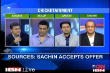 Manjrekar shocked at Tendulkar nomination