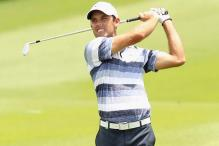 Schwartzel leads Malaysian Open, Jeev second