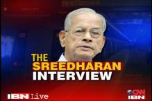 Bureaucrats stalling India's progress: E Sreedharan