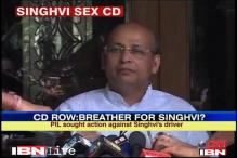 Singhvi CD row: PIL against driver dismissed