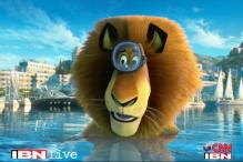 Sneak Peek: 'Madagascar 3'