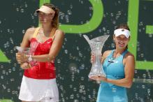 Radwanska lifts Sony Ericsson Open title