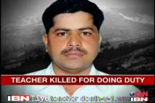 Teacher 'killed for not allowing student to cheat'