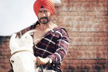 First Look: Ajay Devgn in 'Son Of Sardar'