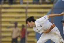 Steven Finn out to impress in Colombo Test