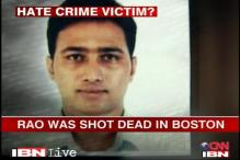 US: Indian student at Boston University shot dead
