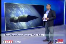 India ups the stake in strategic missile race with Agni-V