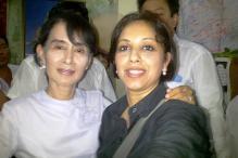 Want to visit my alma mater LSR in Delhi: Suu Kyi