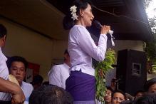 Myanmar polls: Suhasini Haidar meets Suu Kyi