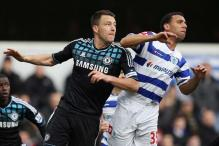 No handshakes in Chelsea-QPR due to Terry trial