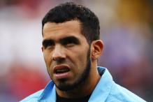 Tevez 'no problem' for City now, claims Mancini