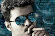 First Look: Vijay in 'Thuppaki'