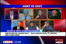 'There is trust deficit between the Army, govt'