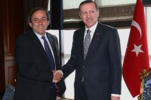 Turkey submits bid to host Euro 2020