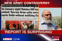 Reports on Army units movement surprising: Defence analyst
