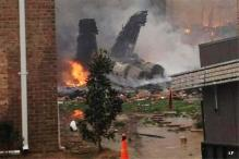 US: Jet crashes into apartment complex, 9 injured