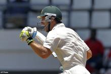 Aus take the upper hand after Wade's ton