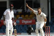 West Indies rue one bad hour of batting