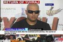 Yuvraj says return to cricket won't be easy