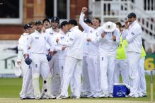 England retain same side for second Test
