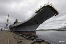 India to get Admiral Gorshkov: Antony