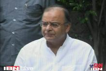 Jaitley on troubleshooting mission to Karnataka