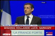 France: Hollande's win marks end of Sarkozy's 5-year term