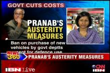 Pranab's austerity mantra: No five-star meetings