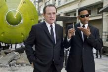 BO: 'Men in Black 3' takes down 'Avengers'