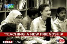 Noida teachers jazz up schools for Bandipore kids