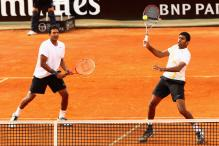 Bhupathi-Bopanna seeded sixth in French Open