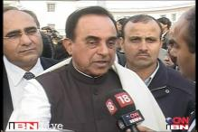 Subramanian Swamy demands ban on IPL
