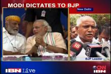 Modi is the tallest leader in the BJP: Yeddyurappa