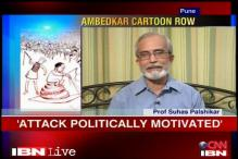 I was attacked for political mileage: NCERT Professor