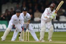 Lord's Test: Chanderpaul keeps West Indies alive