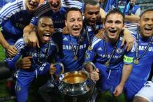 Terry, Lampard hail best moment of Chelsea career