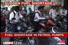 Days after price hike, Chennai petrol pumps run dry